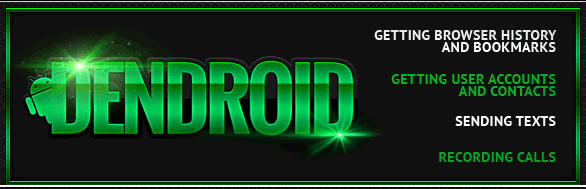 Dendroid Malware for Android